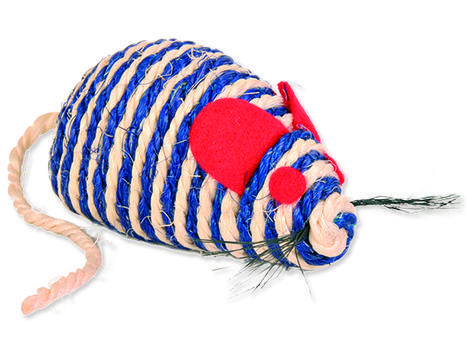 Hračka TRIXIE myš sisalová 1ks