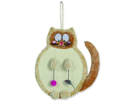 Škrabadlo TRIXIE Cat béžové 50 cm 1ks