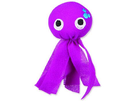 Hračka TRIXIE chobotnice 11 cm 1ks