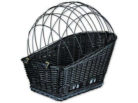 Košík TRIXIE na kolo černý 1ks
