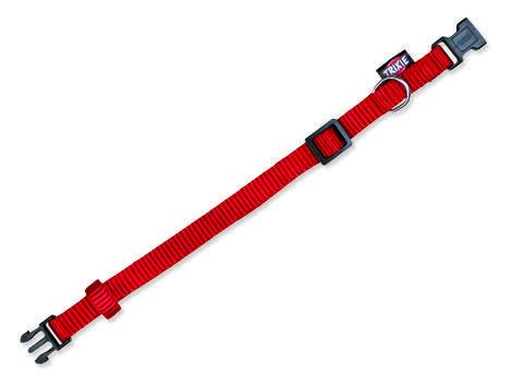 Obojek TRIXIE Premium červený  XS-S