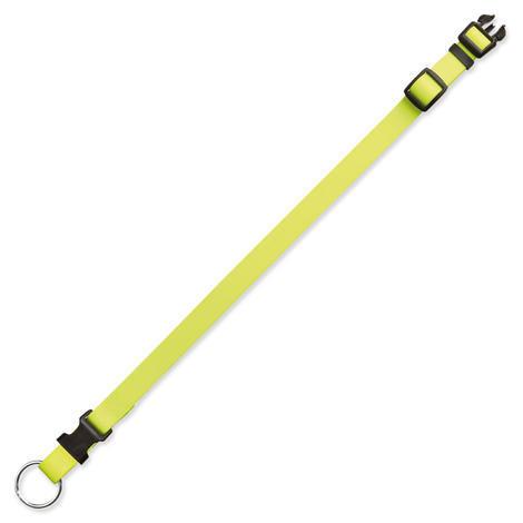 Obojek TRIXIE Easy Life neonově žlutý  S-M