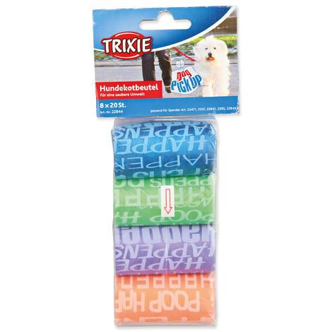 Sáčky TRIXIE náhradní na výkaly 8 x 20 ks 1ks
