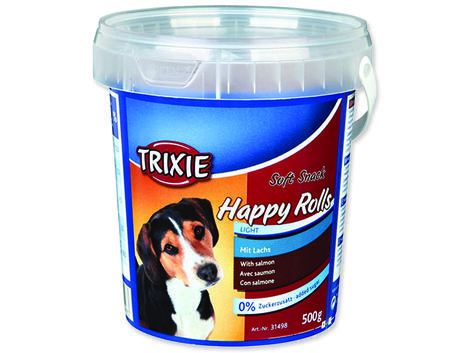 Pamlsek TRIXIE Happy Rolls Light 500g