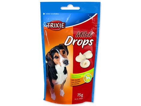 Dropsy TRIXIE Dog mléčné 75g