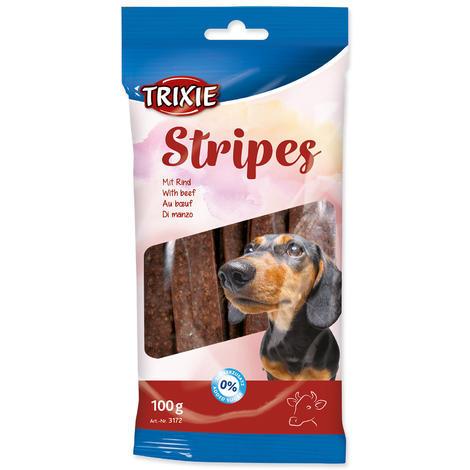 Proužky TRIXIE Dog light hovězí 100g