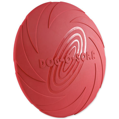 Hračka TRIXIE létající disk 24 cm 1ks