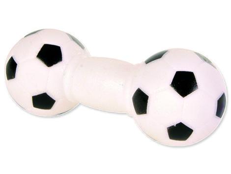 Hračka TRIXIE činka fotbalová vinylová 14 cm 1ks