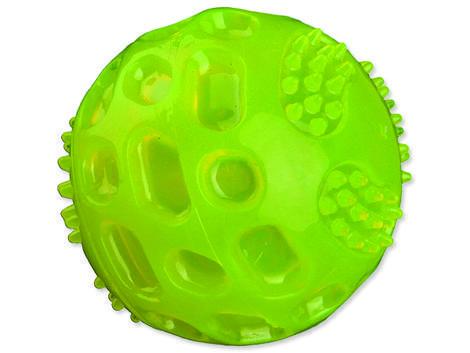 Hračka TRIXIE míč svítící gumový 6 cm 1ks