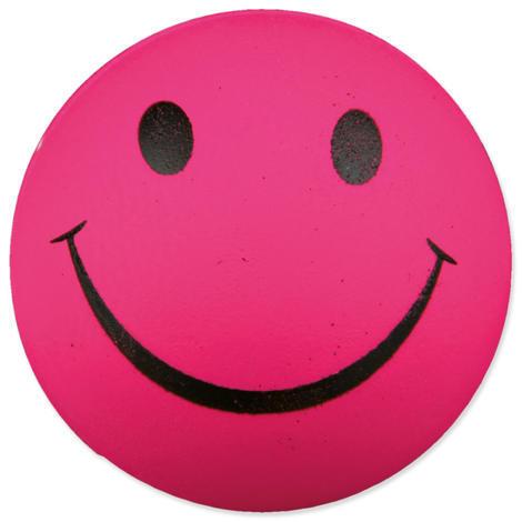 Hračka TRIXIE míček smajlík gumový 1ks