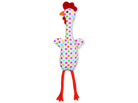Hračka TRIXIE kuře plyšové 48 cm 1ks