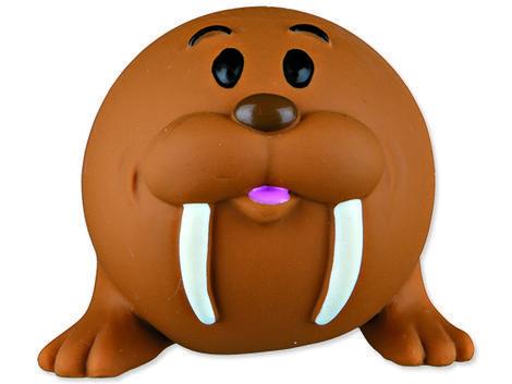 Hračka TRIXIE míček - zvířátko latexové 6 cm 1ks