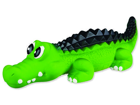 Hračka TRIXIE krokodýl latexový  35 cm