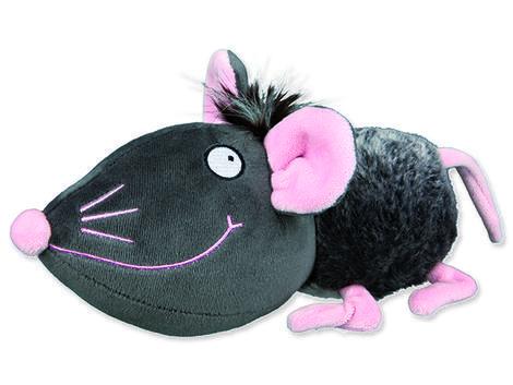 Hračka TRIXIE myš plyšová 33 cm 1ks