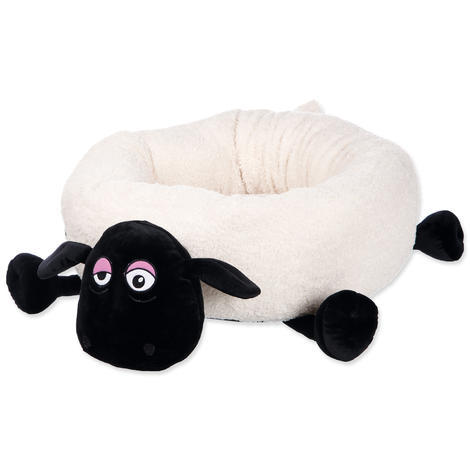 Pelíšek Shaun the Sheep krémový  50 cm
