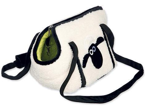 Taška TRIXIE Shaun the Sheep krémovo-zelená 26 x 26 x 40 cm 1ks