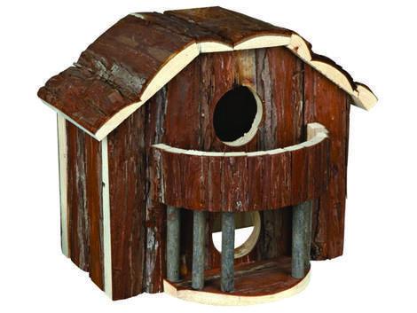 Domek TRIXIE Natural Living dřevěný 1ks