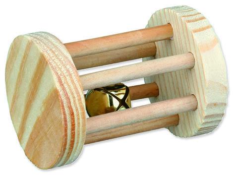 Hračka TRIXIE váleček dřevěný 7 cm 1ks