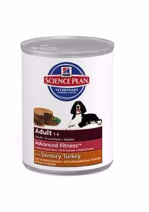 Hill's Canine konz. Adult - turkey 370g