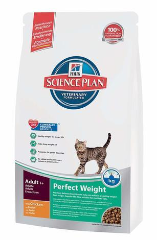 Hill's Feline Adult Perfect Weight 1,5kg