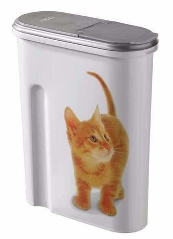 kontejner na krmivo - kočky 1ks