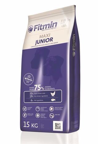 Fitmin dog maxi junior