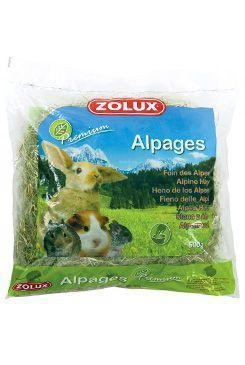 Seno Alpine Premium 500g Zolux