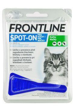 FRONTLINE SPOT ON pro kočky - 1x0,5ml