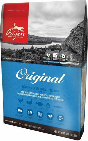 Granule ORIJEN ORIGINAL 6kg