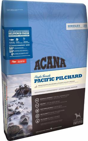 Granule ACANA Pacific Pilchard 6kg