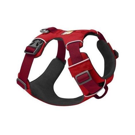 Postroj pro psy Ruffwear Front Range-red-sumac-XXS