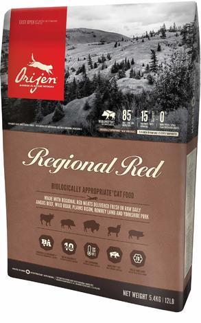 Granule ORIJEN REGIONAL RED CAT