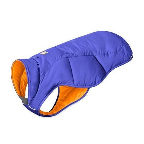 Zimní bunda pro psy Quinzee jacket™-Huckleberry Blue-M