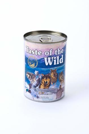 Taste of the Wild Wetlands Wild Can 375g - 1