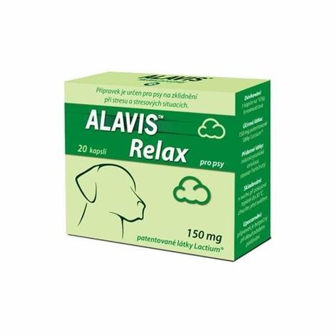 ALAVIS Relax 150mg pro psy 80cps