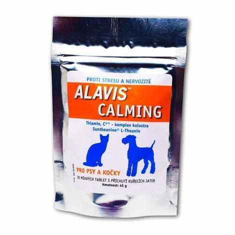 Calming pro psy a kočky 45g