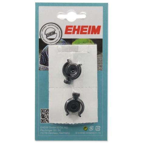 Náhradní přísavky EHEIM s klipem Ø16 mm 2ks