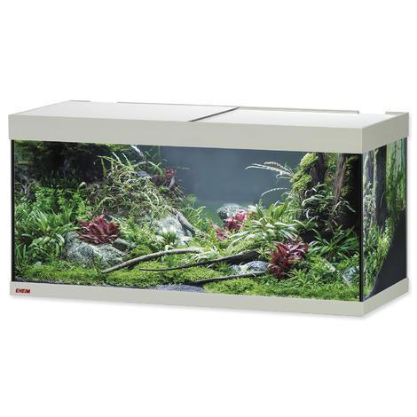 Akvárium set EHEIM Vivaline LED dub šedé !! POUZE OSOBNÍ ODBĚR !! 180l