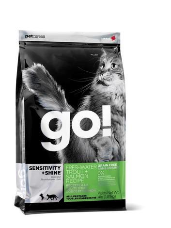 GO! Sensitivity+Shine Freshwater Trout+Salmon CF