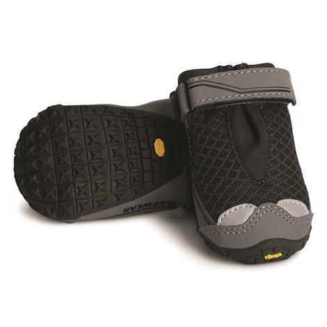 Ruffwear outdoorová obuv pro psy, Grip Trex Dog Boots, černá, velikost