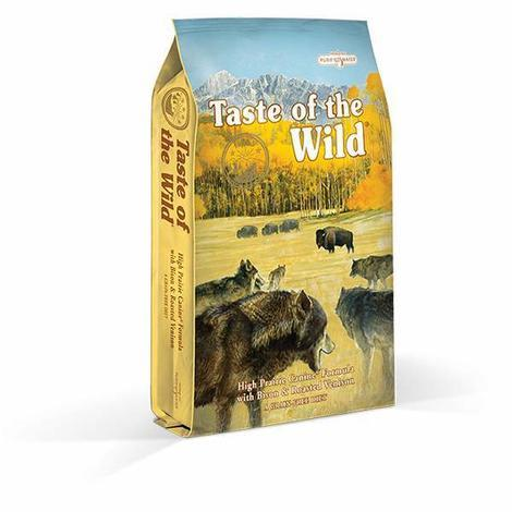 Granule Taste of the Wild High Prairie Canine