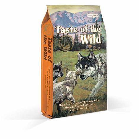 Granule Taste of the Wild High Prairie Puppy