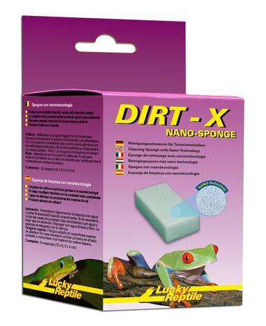 Lucky Reptile Dirt X - Nanohoubička 2ks v balení