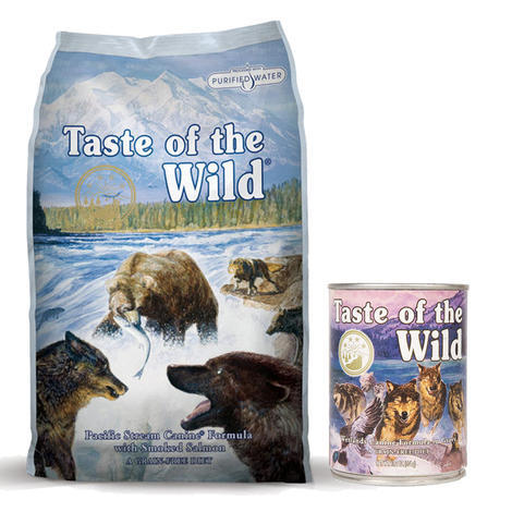 Taste of the Wild Pacific Stream Canine 13kg + konzerva ZDARMA  - 1
