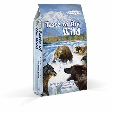 Granule Taste of the Wild Pacific Stream Canine