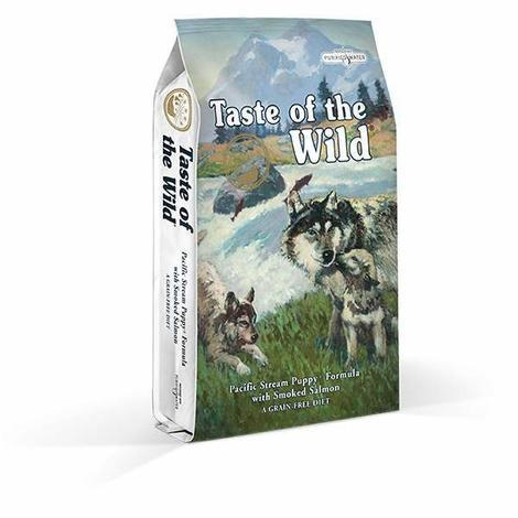 Granule Taste of the Wild Pacific Stream Puppy