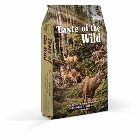 Granule Taste of the Wild Pine Forest