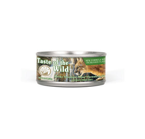Taste of the Wild Rocky Mountain Can 155g