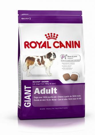 ROYAL CANIN SHN GIANT ADULT  15kg