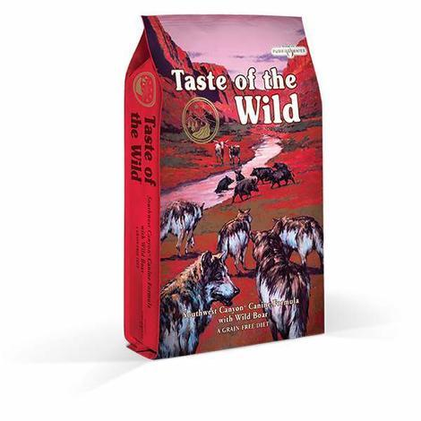 Granule Taste of the Wild Southwest Canyon Canine